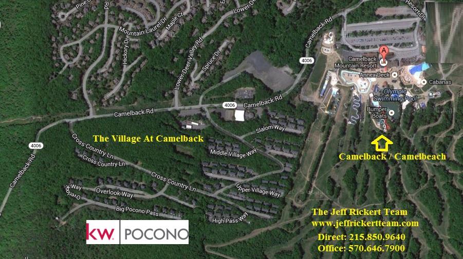 The Village At Camelback Poconos Arrowhead Lakes Pa Homes