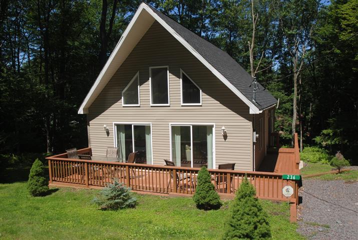 Poconos Pa Real Estate Poconos Vacation Homes For Sale